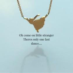 Naszyjnik tancerka