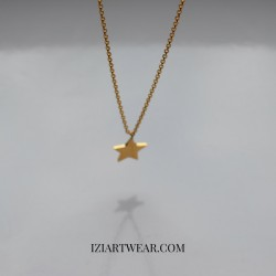 Naszyjnik gwiazdeczka