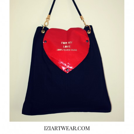 Shoper Bag, bag and pillow in one